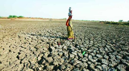 بحران آب و خشکسالی